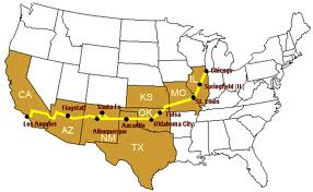 Experience The Famous Route 66 With A Cheap Airline Tickets And Driving Package