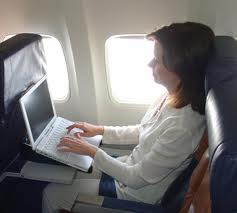 Traveling The Skies With Your Laptop