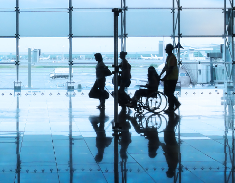 10 Ways to Make Traveling with a Disability Easier