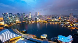 Cheap combined flights to Bangkok and Singapore