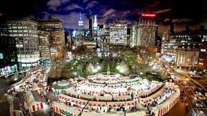 Three of the best Holidays Markets in the USA