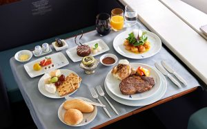 Time To Fly – But Should You Be Eating The Airline Food?