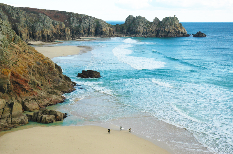 Check Out These Beaches With Cheap Flights To The UK